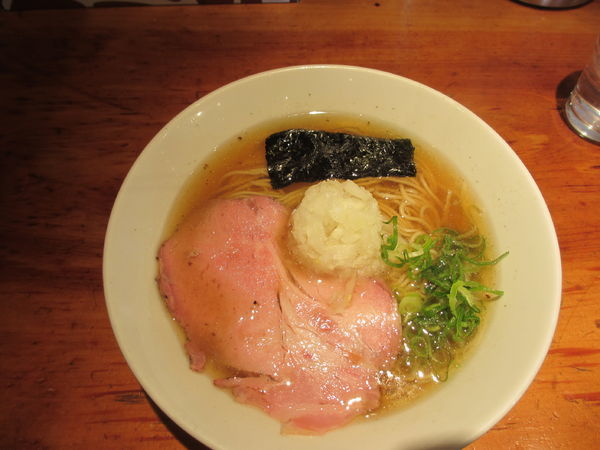 「煮干強者(塩) 800円」@喜元門 つくばサイエンス通り店の写真