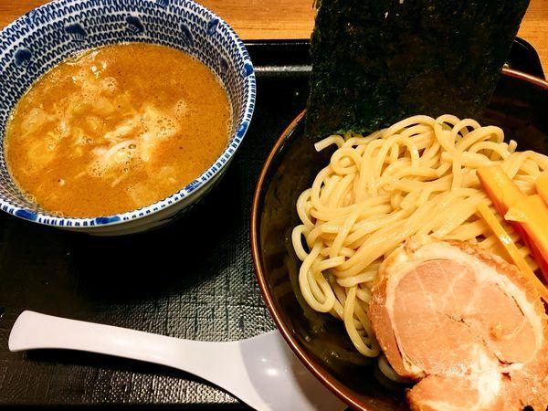 「☆つけ麺☆」@舎鈴 クロスガーデン川崎店の写真