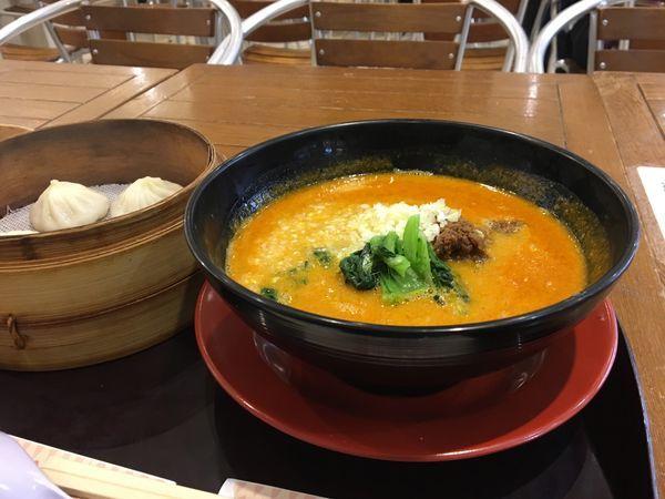「濃厚担々麺」@京鼎樓小館 ラゾーナ川崎プラザ店の写真