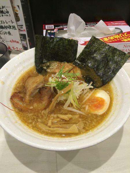「極 横綱味噌」@東京とんこつ ましこ亭 本店の写真