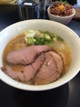 「贅沢 糀らぁ麺?」@みそ味専門マタドールの写真