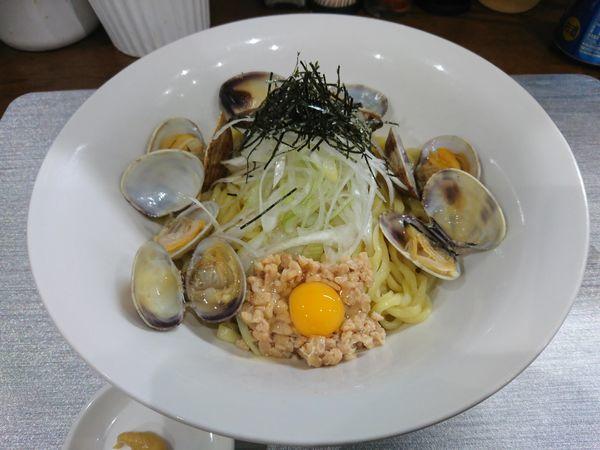 「あさりちゃん 850円」@麺丼Dining 夢者の写真