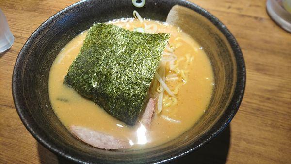 「味噌ラーメン」@北海道らーめん 楓 横浜西口店の写真