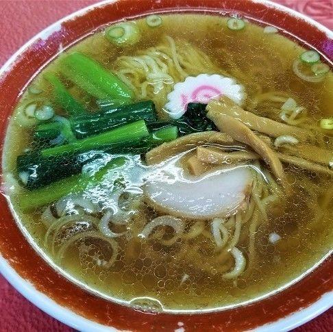 「ラーメン ¥400」@仲よし食堂の写真