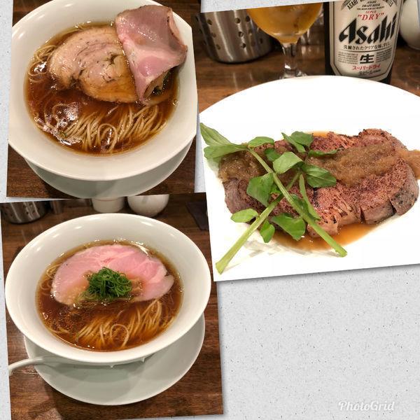 「醤油拉麺 ¥850 and much more.」@創作麺工房 鳴龍の写真
