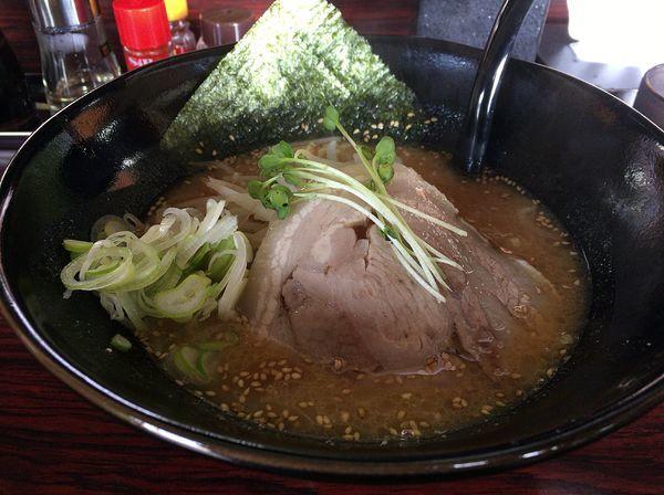 「味噌らーめん(730円)」@麺屋ひじり 嵐山店の写真