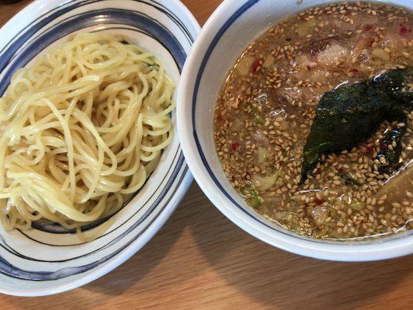 「つけ麺」@らーめんふくのや 加納店の写真
