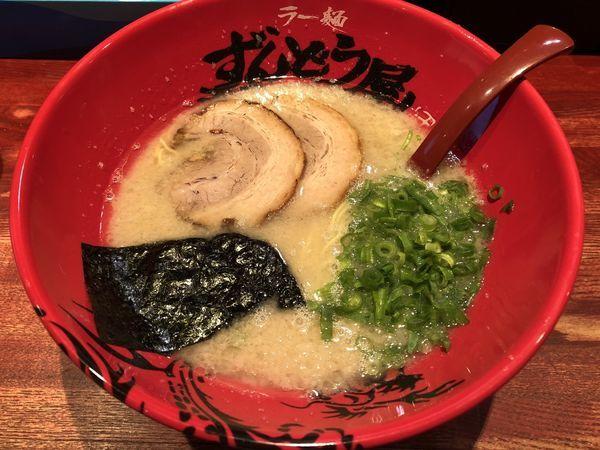 「元味らーめん」@ラー麺 ずんどう屋 梅田店の写真