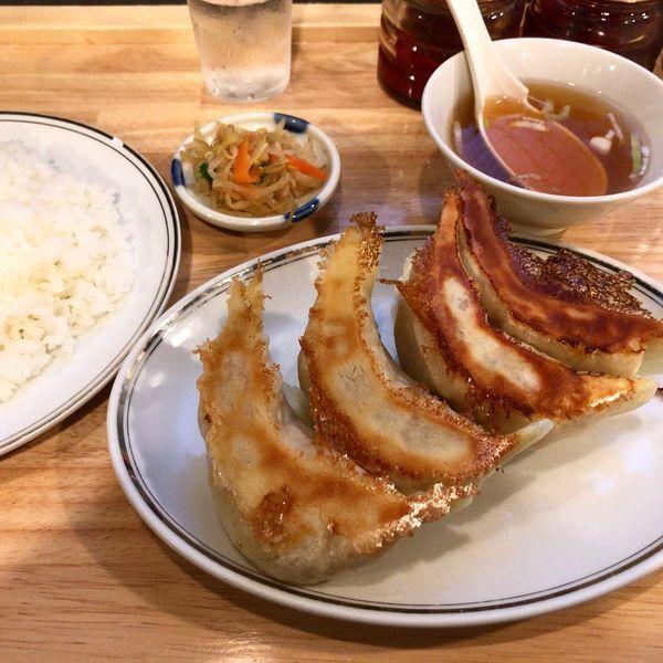 「焼餃子」@昇龍の写真