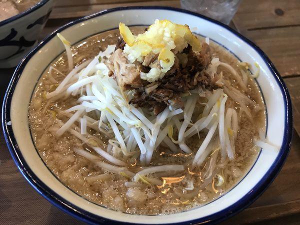 「ニボ山ケンタロー」@Omotenashi Noodles よこじの写真