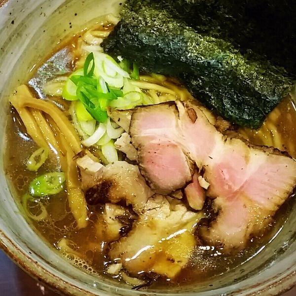 「豚そば 780円」@麺屋 照の坊の写真