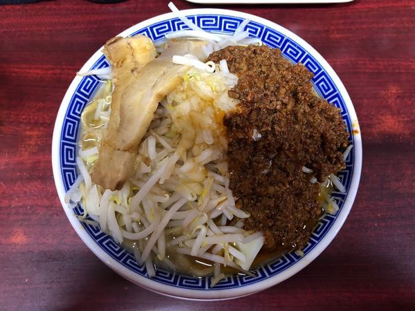 「魂麺」@明神角ふじの写真