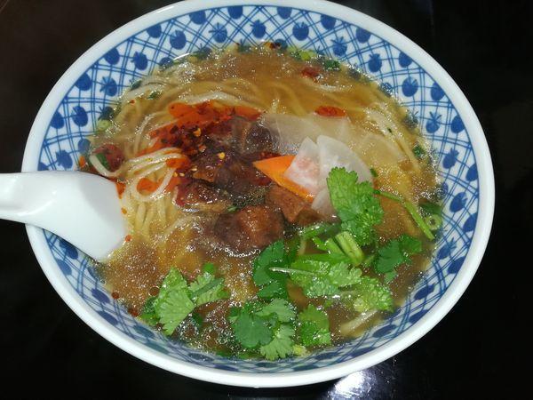 「3/27牛肉拉麺大盛り880円」@中国蘭州牛肉拉麺 王記 横浜店の写真