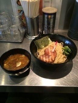 「龍がつけ麺」@龍が如しの写真