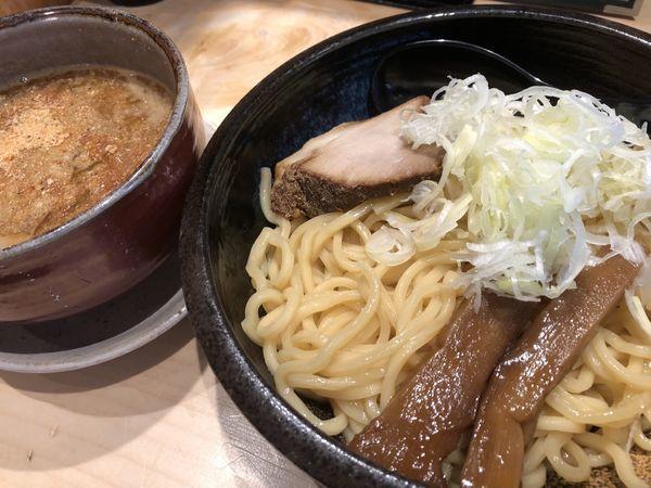 「魚介鶏とんこつ つけ麺」@麺屋 いし川の写真