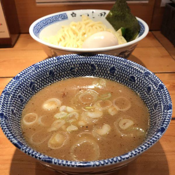 「濃厚つけ麺(¥880)」@つじ田 神田御茶ノ水店の写真