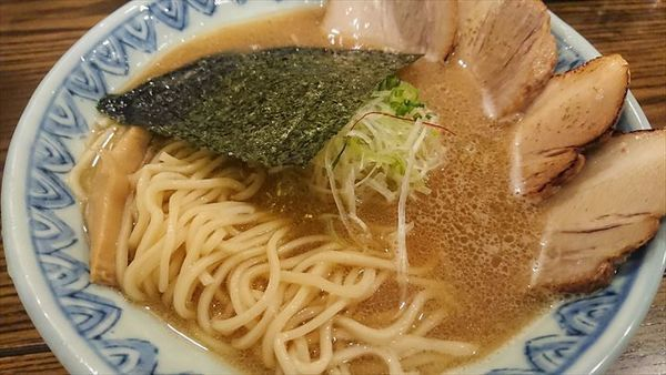 「ちゃあしゅうあごそば」@麺屋 蕪村 篠ノ井店の写真