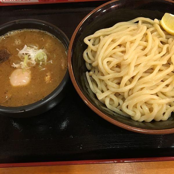 「つけ麺 味玉 替え玉」@つけ麺 大将の写真