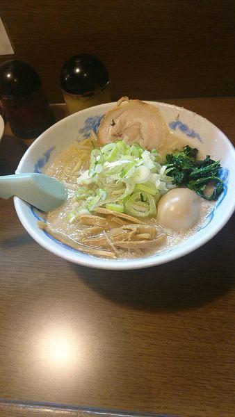 「醤油 味玉」@麺屋 亥龍の写真