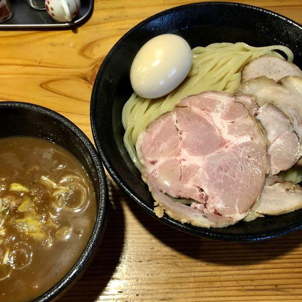 「特製つけめん 中 (1,050円)」@麺や 新倉の写真
