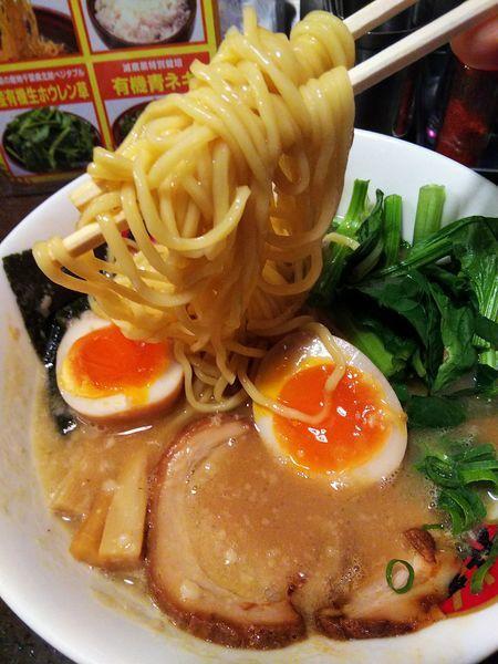 「味玉熟成とんこつラーメン」@光麺 原宿店の写真