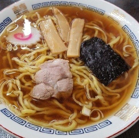 「ラーメン ¥380」@中華料理 来々軒の写真