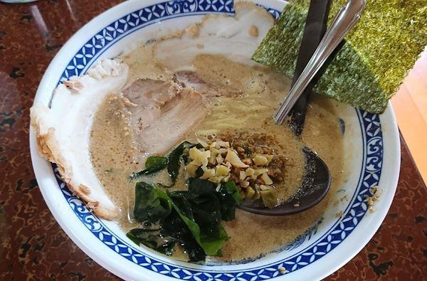 「タンタン塩(野菜抜き)780円」@麺や てつの写真