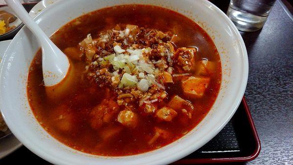 「マーボー麺」@餃子太郎の写真