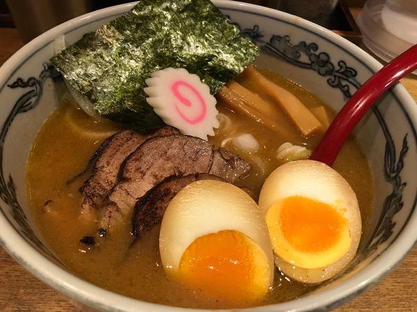 「特性六三六らーめん(¥910)」@麺や 六三六 名駅店の写真