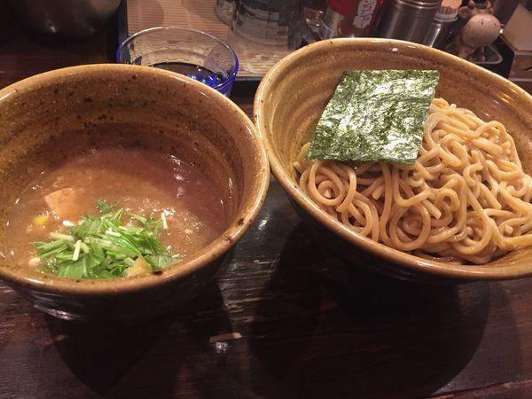 「ベジポタつけ麺」@つけ麺 えん寺 吉祥寺総本店の写真