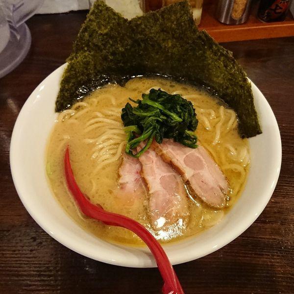 「BON家ら〜麺  @750円 限定」@RamenStop BONの写真
