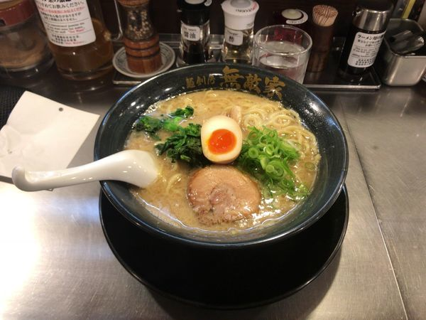 「本丸麺 230g (大盛)」@麺創房 無敵家の写真