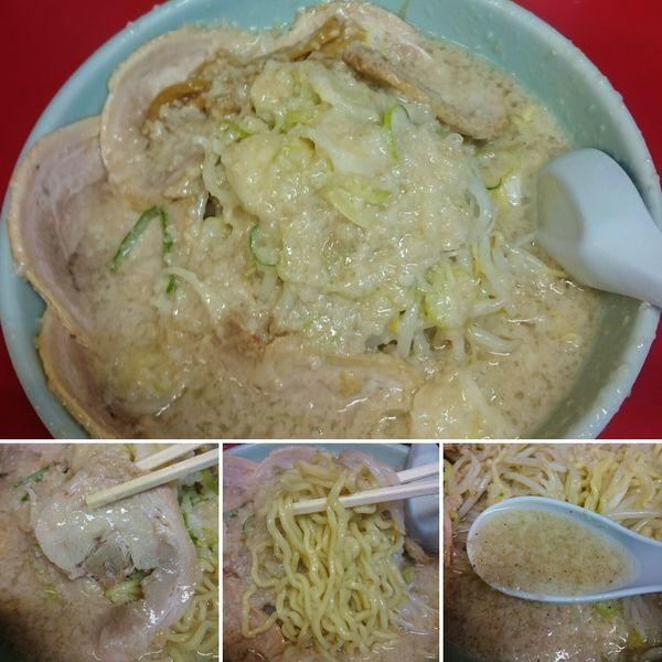 「とん塩チャーシュー麺(バリ・ギタ)  1080円」@らーめん弁慶 浅草本店の写真