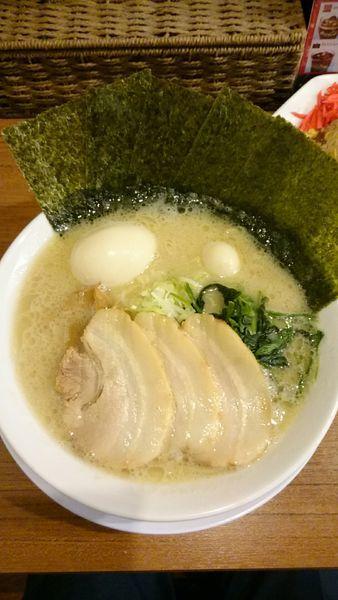 「特 豚骨塩ラーメン  950円」@富意家の写真
