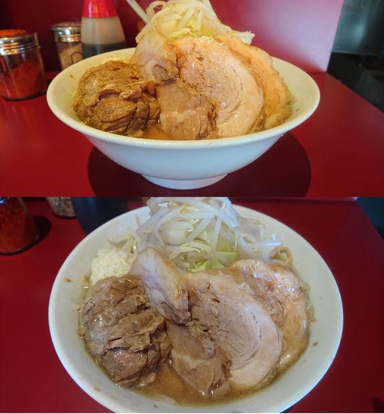 「小豚」@ラーメン二郎 荻窪店の写真