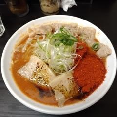 辛口肉ソバ ひるドラ 日本橋店の写真