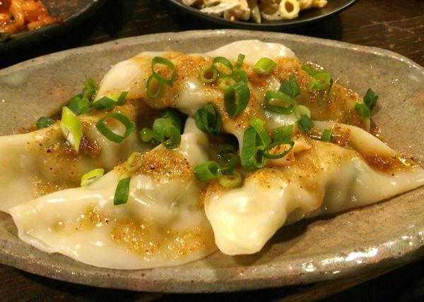 「水餃子 390円」@立ち呑み居酒屋 金町製麺の写真