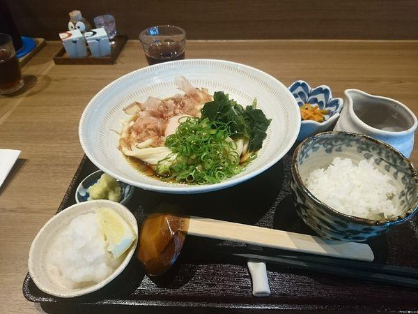 「うどんランチ」@Udon Dining 悠讃の写真