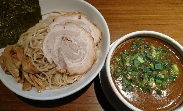 「つけ麺(900円)」@九州ラーメン つばめ軒の写真