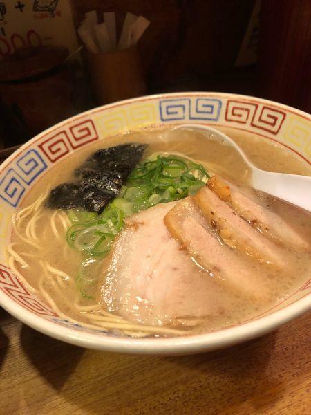 「道」@久留米らーめん道 麺志の写真