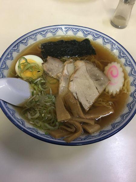 「千秋麺 756円」@そば処 紀文の写真