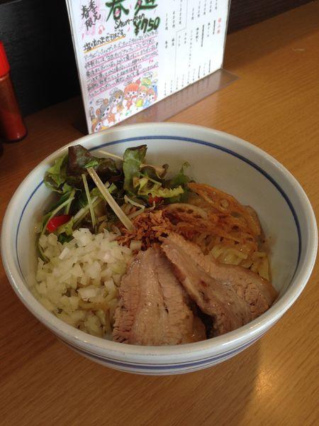 「【春季限定】春麺 750円」@らーめんふくのや 加納店の写真