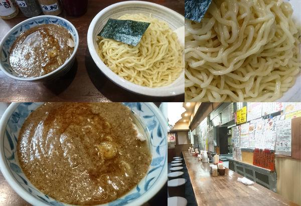 「特濃つけ麺」@めんさいぼう五郎左の写真