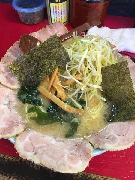 「ネギチャーシュー麺」@壱発ラーメン 八王子店の写真