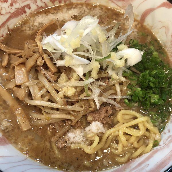 「濃厚味噌ラーメン」@濃厚豚骨味噌 麺や 光圀の写真
