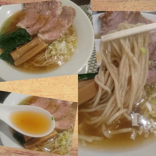 「チャーシュー麺」@麺匠 きくちの写真