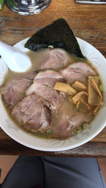 「塩チャーシュー麺」@らーめん こうやの写真