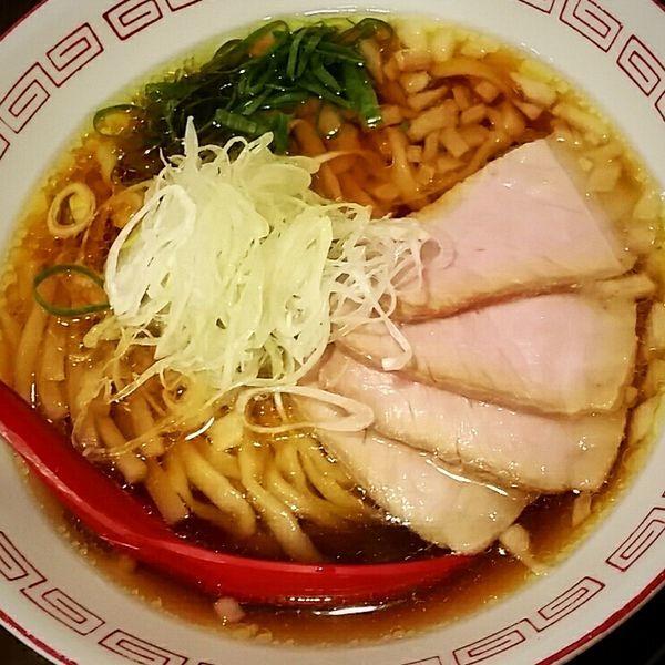 「雉醤油そば 他」@立ち呑み居酒屋 金町製麺の写真