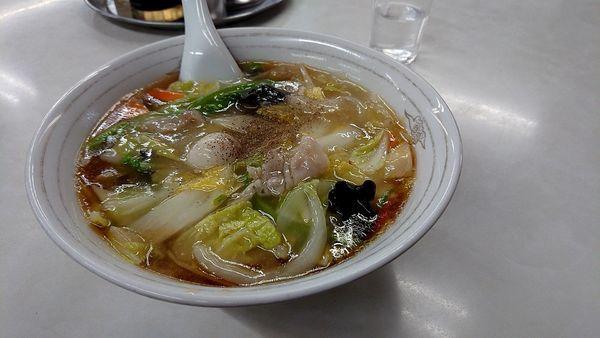 「広東麺」@中華料理タカノの写真