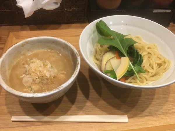 「無添加つけ麺」@つけ麺 竹川の写真